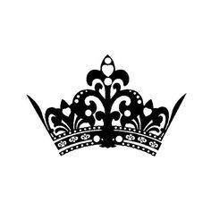 5 point crown clip art Little Red Princess Black Black Wall Stickers, Wall Stickers Murals, Wall Decals, Crown Clip Art, Princess Wall Art, Candy Signs, Crown Drawing, Anchor Tattoo Design, Cute Christmas Wallpaper