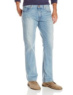 34 Heritage Mens Courage Jeans Rinse Vintage 36 X 32 -- Click on the image for additional details.