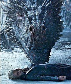 Drogon and daenerys targaryen - Drogon and daenerys targaryen - Emilia Clarke, Game Of Thrones Dragons, Game Of Thrones Art, Game Of Thrones Brasil, Got7, Game Of Trones, Like Fine Wine, A Thousand Years, Iron Throne