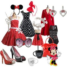 This is perfect for my cousins bday party she said we all have to dress up like minnie mouse!