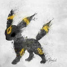 Umbreon by *BOMBATTACK on deviantART