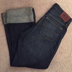Ralph Lauren Capri Jeans Women's Size 4! Capri-style Cuffed Jeans! In EUC! BUNDLE AND SAVE! Ralph Lauren Jeans Ankle & Cropped