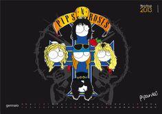 Pips n Roses