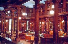 Brooklyn Historical Society Interior Landmarked MintonTile Lobby