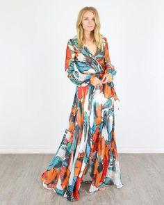 Weekend Away Maxi Dress