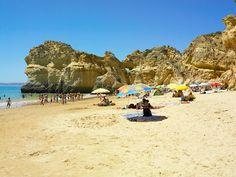 #Beach Prainha, Portimão, Algarve, Portugal | via http://blog.turismodoalgarve.pt