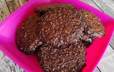 Étcsokis-diós keksz liszt és cukormentesen