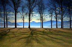 Kin Beach, Vernon,BC, Canada, so enjoy relaxing in the shade in my chair watching the kids Summer Photography, Color Photography, Landscape Photography, Wonderful Places, Beautiful Places, Beautiful Pictures, West Coast Canada, Vernon Bc, Photorealism