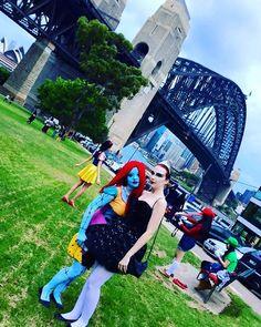 @cenire22 as Black Swan and myself as Sally Ragdoll at Sydney Harbour for HallowSCREAM photo by @amandalevick #lunapark #halloween #hallowscream #halloween2015 #bestfriends #amusementpark #sallyragdoll #sally #ragdoll #nightmarebeforechristmas #timburton #blackswan #sydneyharbourbridge #harbourbridge #bridge #australia #costume #ballerina #swan #insta #instagood #instadaily by katarina_imagery http://ift.tt/1NRMbNv
