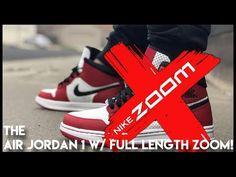 5c70d6f4380b6a The Air Jordan 1 with Full Length Zoom Air