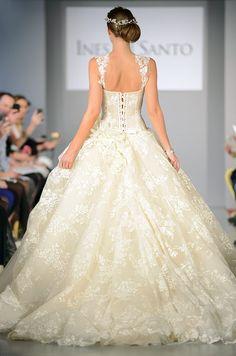 Wedding dresses | Ines Di Santo, Spring 2014