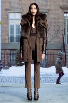 Givenchy | Pre-Fall 2011 Collection | Style.com