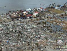 Philippines : les ravages du typhon Haiyan en images