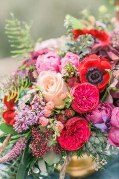 Floral Design: Jardin Divers | Photography: Janna Warm