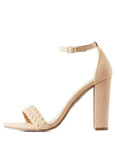 cd9a020c7cd4 Braided Two-Piece Dress Sandals