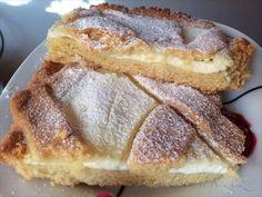 Obrázek z Recept - Tradiční babiččin tvarohový mřížkový koláč