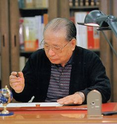 My mentor, Dr. Daisaku Ikeda, who has dedicated his life to opening channels of dialogue for peace, working to inspire youth around the world, and creating happiness for  all people.