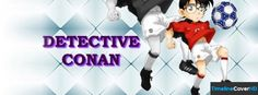 Detective Conan Facebook Cover Timeline Banner For Fb Facebook Cover