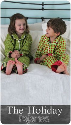 Links to 15 pajama patterns and tutorials