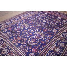 Manhattan Hand-knotted Balouch Tribal Rug