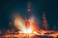 Fire and sky / by Theo Gosselin