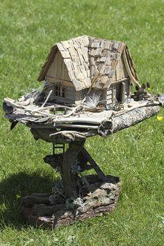 Mini TreeHouse - DIY - | Flickr - Photo Sharing!