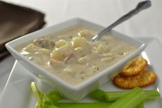 Fish Chowder Small 2 572x381 Fish Chowder