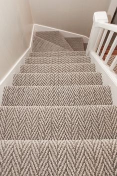 Brown and beige Pattern Carpet Staircase , – carpet stairs Patterned Stair Carpet, Textured Carpet, Grey Stair Carpet, Pattern Carpet On Stairs, White Carpet, Tartan Stair Carpet, Striped Carpet Stairs, White Stairs, Diy Carpet