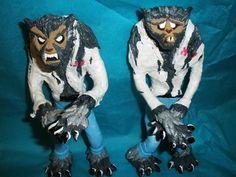 Monster Squad, Monster Art, Werewolf Art, Horror Monsters, Pre And Post, Etsy Store, Sculptures, Film, Create