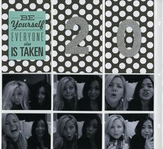 Steph's 2013 - NYE pocket pages, scrapbooking page