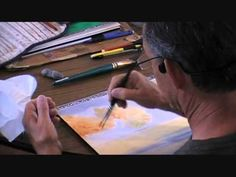 David Drummond Art - Oasis On The Rim 2010 - Day 1 - Part 4 of 6 - YouTube