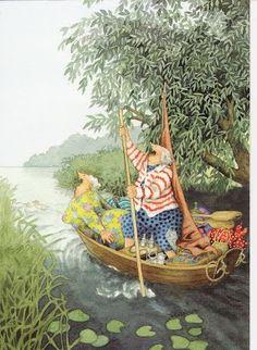 Inge Löök Finnish illustrator