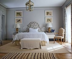 ARTICLE + GALLERY:How to Go Gray When Your Entire House Is Beige - Pt. 2
