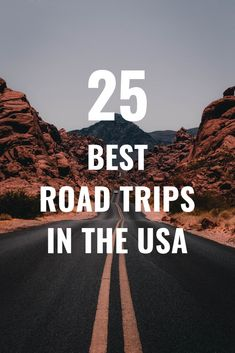 The 25 best road trips in the USA! These are my favorite road trips all across America! The 25 best road trips in the USA! These are my favorite road trips all across America! Travel Articles, Travel Advice, Travel Guides, Travel Tips, Budget Travel, Road Trip With Kids, Travel With Kids, Family Travel, Family Vacations