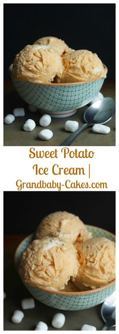 Sweet Potato Ice Cre