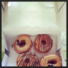 Cronuts at The Marker Hotel | 17 Things Everyone Must Eat In Dublin