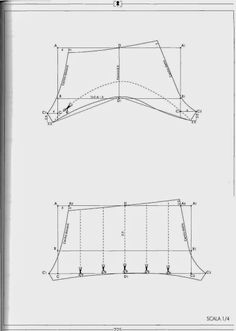 modelist kitapları: 4 IL MODELLISMO Underwear Pattern, Bra Pattern, Jacket Pattern, Skirt Patterns Sewing, Coat Patterns, Clothing Patterns, Pattern Making Books, Pattern Books, Italian Pattern