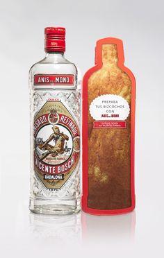 Un estupendo #molde de silicona para #bizcocho ¡Gratis con tu #botella de Anís del Mono en los principales #supermercados e #hipermercados!