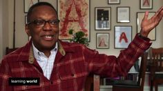 "USA: Alvin Hall knows how to teach ""money"" (Learning World S4E18, 3/3)"