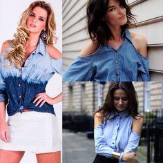 blusas/moda  by Dudu Modas - Verão 2014!!!