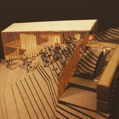 The Department of Architecture must see the three ultra-fine architectural model of the three | Foot Work︱ Walker design