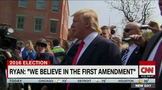 Trump to GOP leaders 'Please be quiet' | Donald Trump gives advice to Re...