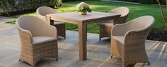 Outdoor Dining Tables | Summer House Patio