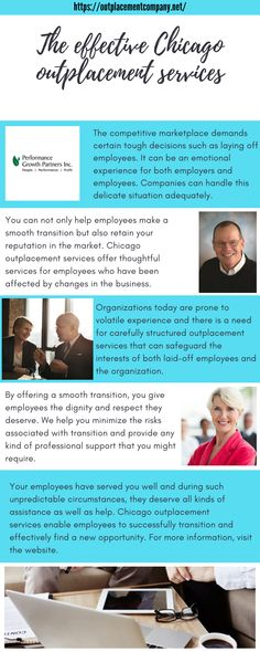 Chicago outplacement services offer thoughtful services for employees who have been affected by changes in the business.  Illinois outplacement services Illinois career transition services Peoria outplacement services Chicago outplacement services outplacement assistance Chicago central Illinois outplacement assistance Dallas Outplacement and Career Transition Services Dallas outplacement assistance Texas