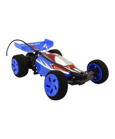 Take a look at this Blue Remote Control Stunt Buggy by MyWebRC on #zulily today!20