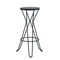 Oden Bar Stool by Mercury Row £159.99 Overall: 78cm H x 40cm W x 33cm D Overall Product Weight: 6kg