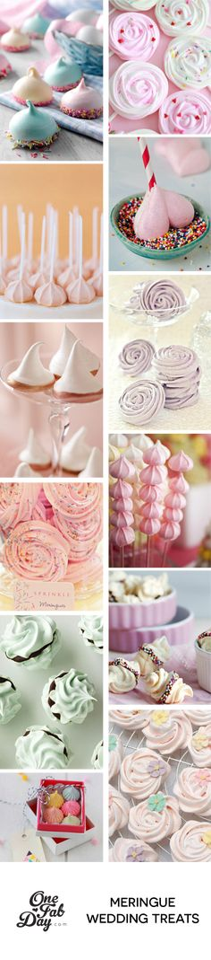 One Fab Day Trend - Meringue Hochzeitsleckerbissen - Dessert Meringue, Wedding Desserts, Wedding Cakes, Wedding Cake Alternatives, Traditional Wedding Cake, Food Decoration, Party Entertainment, Trends, Cakes And More