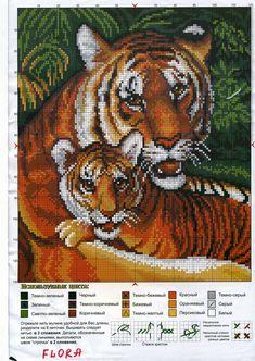 вышивка крестом схемы животные: 22 тыс изображений найдено в Яндекс.Картинках