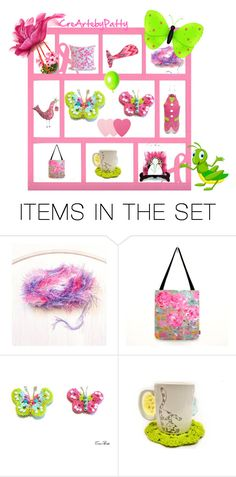 """Items I love on Etsy N°7"" by creartebypatty ❤ liked on Polyvore featuring art"