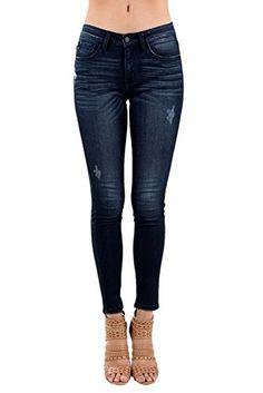 8ac59aa00 Moda Jeans, Roupas Femininas, Moda Feminina, Escuro, Chique, Roupas Para  Mulheres